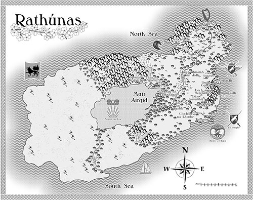 Map of Rathúnas